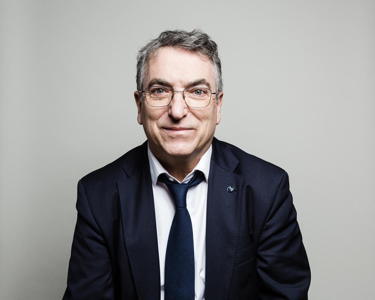 André Le Bivic, directeur de l'institut des sciences biologiques du CNRS
